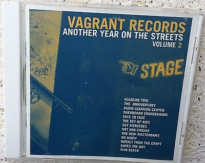 Vagrant Records: Another Year on the Streets, Vol. 2 by Various Artists