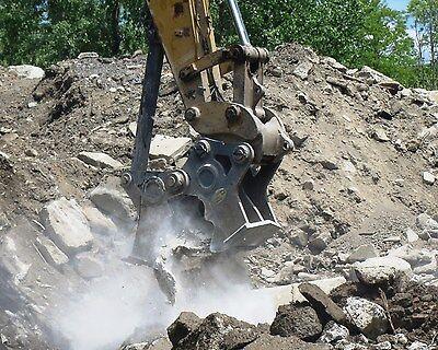 Strickland Excavator Concrete Pulverizer Concrete Muncher Model Cp80