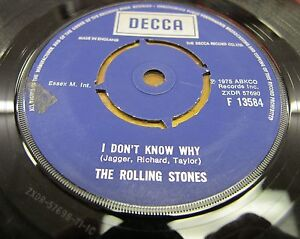 DECCA-7-1975-F13584-THE-ROLLING-STONES-I-DONT-KNOW-WHY-JAGGER-RICHARD-TAYLOR
