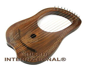 SI-NEW-ROSE-WOOD-LYRE-HARP-10-STRINGS