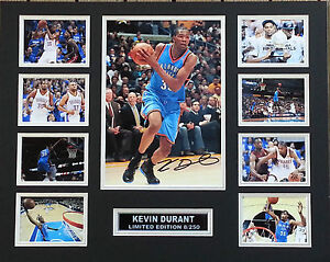 LATEST-KEVIN-DURANT-SIGNED-LIMITED-EDITION-FRAMED-MEMORABILIA