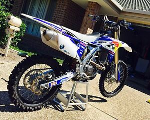 YZ250f  25 hrs Springfield Ipswich City Preview