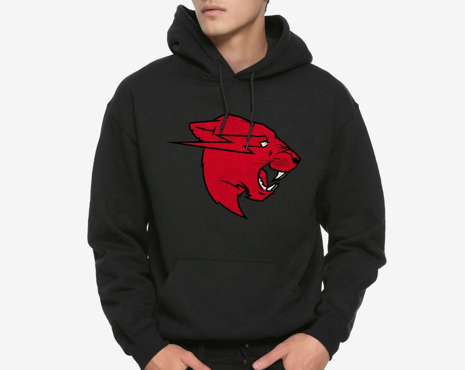 Women Unisex Full Size MrBeast Classic TShirtT shirt Hoodie Sweatshirt for Men