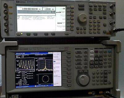 Hpagilent E4432a 1e5un4 - Esg-d 3 Ghz Vector Signal Generator - Tested