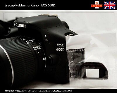 Eyecup Eye Cup Eyepiece Eye Rubber Viewfinder for Canon EOS 600D Camera
