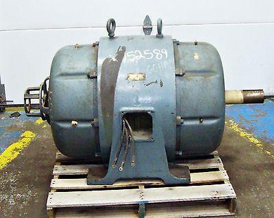 Delco Electric Ac Motor 60hp 1135rpm 14644lr