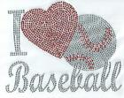 Baseball Mom Bling Iron On