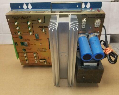 Rowe AMI CD-100 250 watt amplifier, part no. 61024903