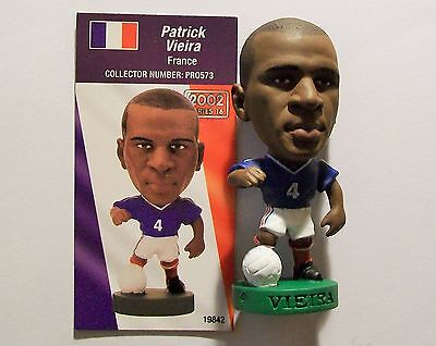 Prostars FRANCE (HOME) VIEIRA, PRO573 Loose With Card LWC