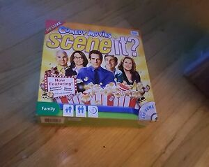 Scene It DVD game mint condition - comedy movies