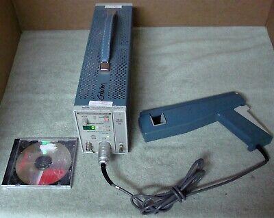 Tektronix Am 503b Current Probe Amplifier Wa6303 Probe Tm 501 Calibrated