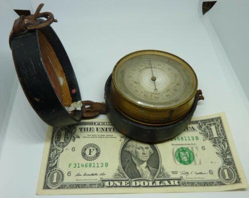 Antique Barometer w/ Case