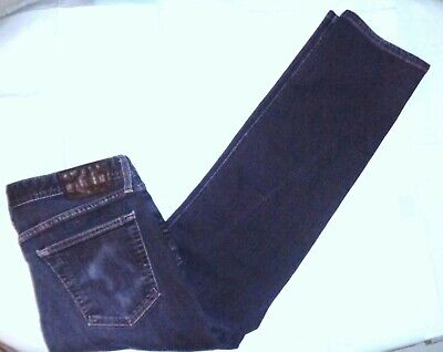 AG ADRIANO GOLDSCHMIED Men's The GRADUATE Tailored Leg Jeans ($198) 33 x 30