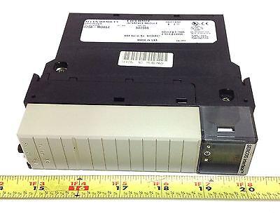 Allen Bradley Sercos Interface Mod Ser.b Fw2.11 1756-m08se 307559