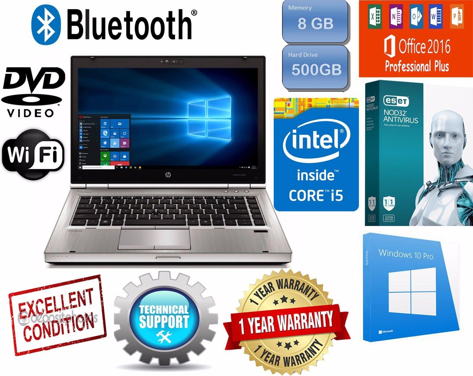 hp elitebook laptop computer p... Image 1