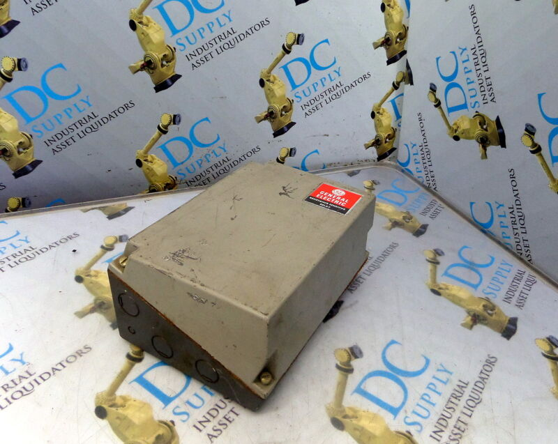 GENERAL ELECTRIC 3S57511RS575A1 RESITANCE SENSITIVE RELAY