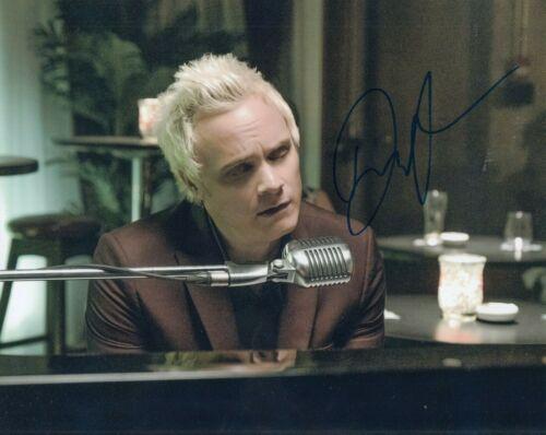 DAVID ANDERS signed (iZOMBIE) TV Show 8X10 photo *Blaine DeBeers* W/COA #1