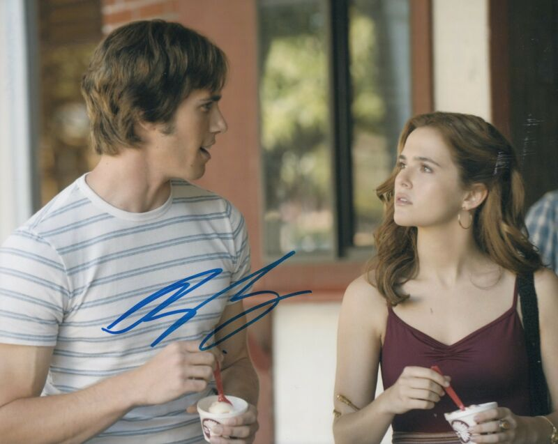 BLAKE JENNER signed (SUPERGIRL) 8X10 photo autographed *ADAM FOSTER* W/COA #3