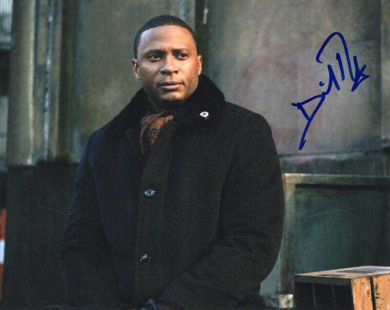 David Ramsey Arrow John Diggle Signed 8x10 Photo w/COA #2