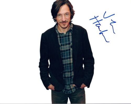 John Hawkes Signed Autographed 8x10 Photo Winter's Bone The Sessions Actor COA
