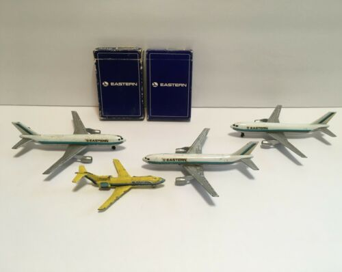 Eastern Airlines collectables 6-pc lot