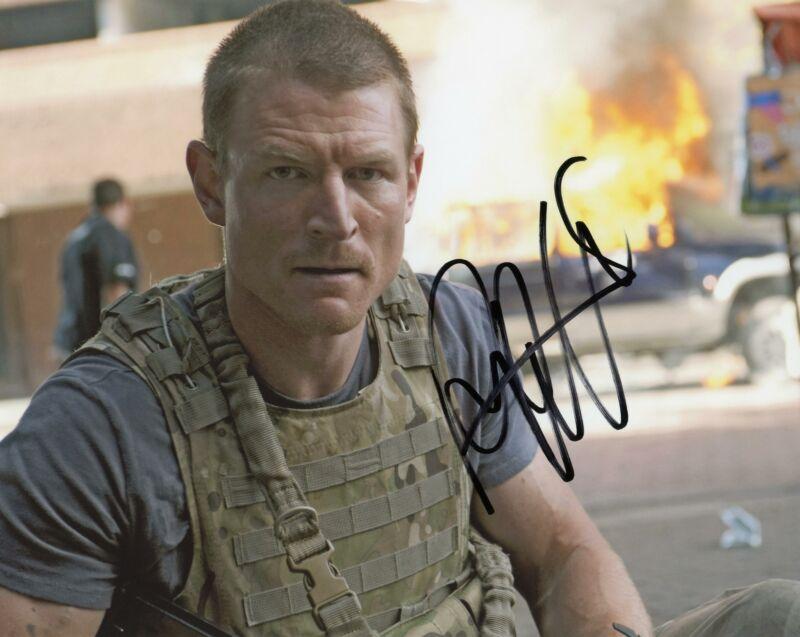 "Philip Winchester ""Strike Back"" AUTOGRAPH Signed 8x10 Photo ACOA"