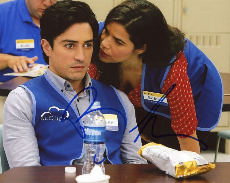 "Ben Feldman ""Superstore"" AUTOGRAPH Signed 8x10 Photo E"