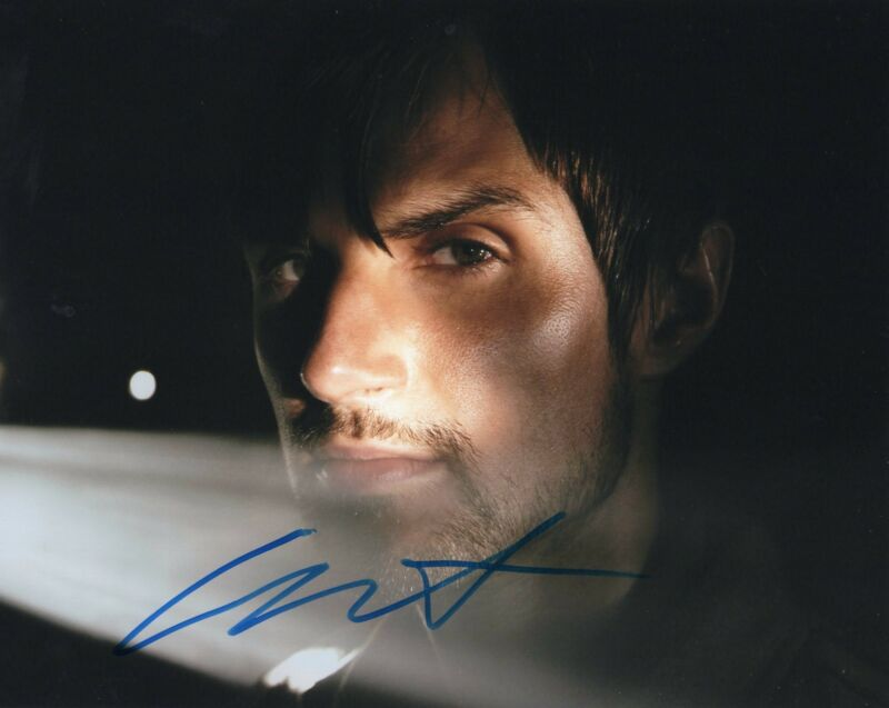 Andrew West The Walking Dead Gareth Zombie Killer Signed 8x10 Photo w/COA #7