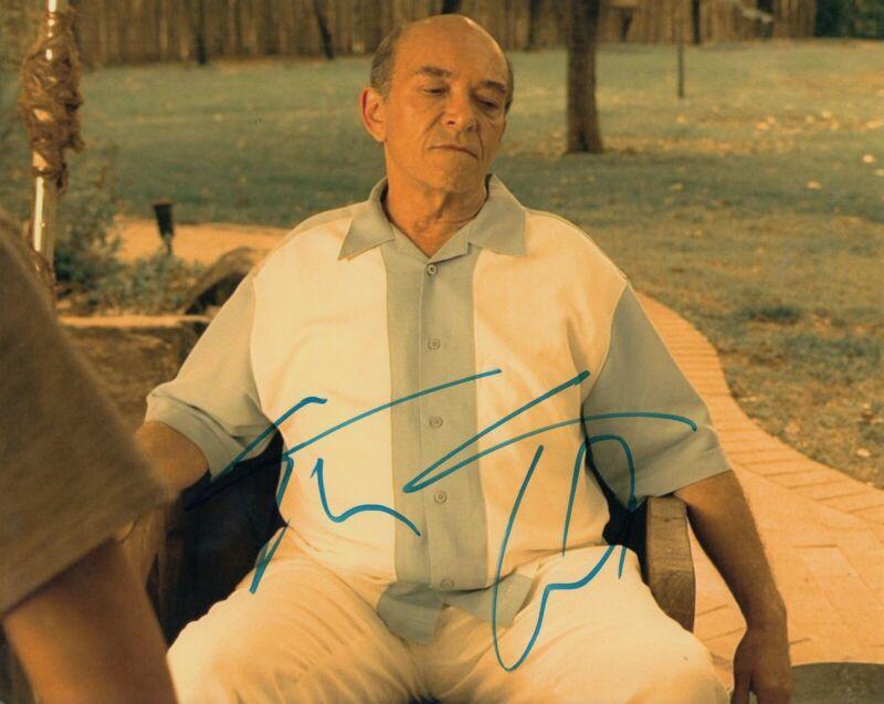 MARK MARGOLIS signed (BREAKING BAD) Better Call Saul 8X10 photo *PROOF* W/COA #8