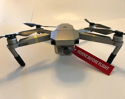 DJI Mavic 2 Pro / Zoom ..Gimbal Saver.... Remove Before Flight... Warning Ribbon