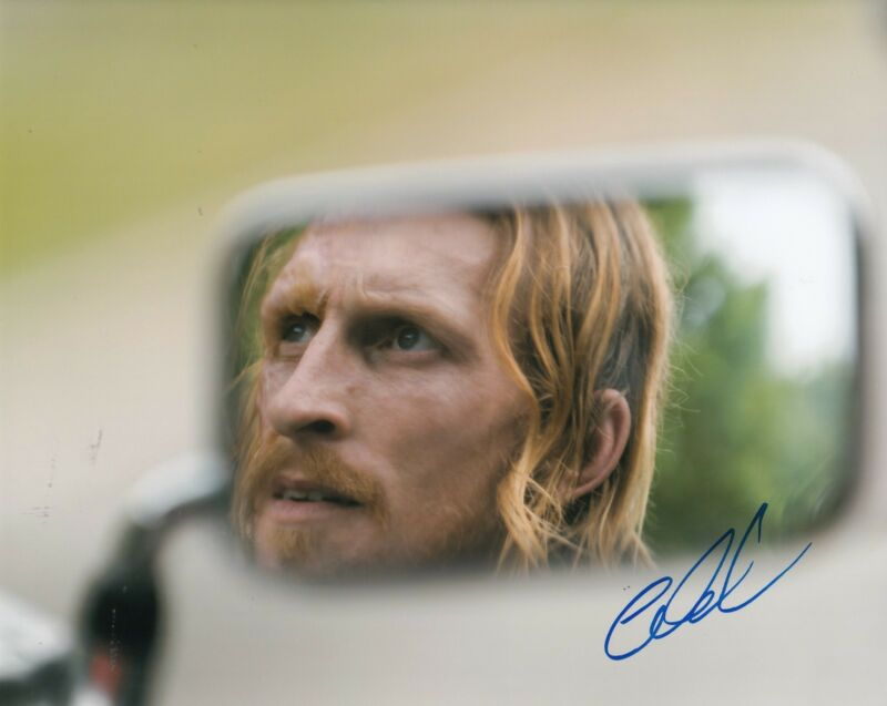 AUSTIN AMELIO signed (THE WALKING DEAD) TWD 8X10 photo *DWIGHT* W/COA #6