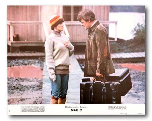 """ Magic "" Original 11x14 Authentic Lobby Card 1978 Poster #5 Hopkins Margret"