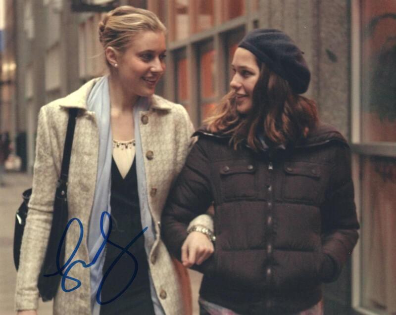 Greta Gerwig signed 8x10 Photograph w/COA Mistress America Brooke