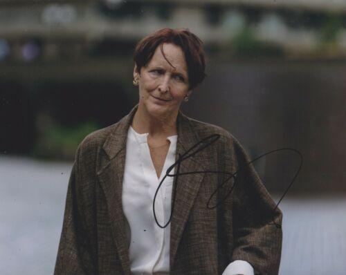 Fiona Shaw Signed Killing Eve 10x8 Photo AFTAL