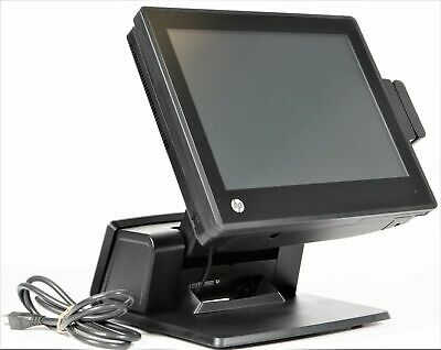 Pos System Hp Rp7 Rp7800 Core I5 4gb Ram 128gb Ssd Windows 7 Os Touchscreen