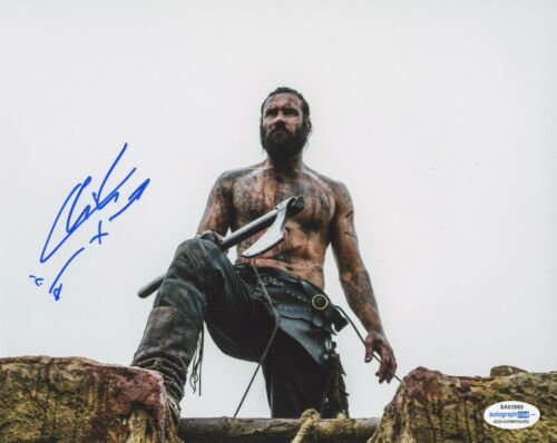 Clive Standen Vikings Autographed Signed 8x10 Photo COA