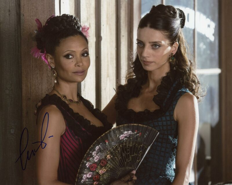 "Angela Sarafyan ""Westworld"" AUTOGRAPH Signed 8x10 Photo"