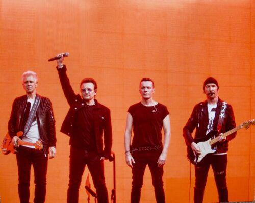 "U2 BAND BONO Original 16"" x 20"" Art Photograph on Epson Photo Paper"