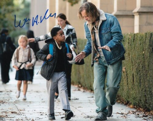 WILLIAM H MACY signed *SHAMELESS* 8X10 photo FRANK GALAGHER (PROOF) W/COA #WM2