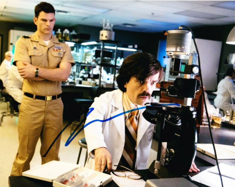 PETER DINKLAGE SIGNED 8X10 PHOTO X-MEN DAYS OF FUTURE GAME OF THRONES COA C