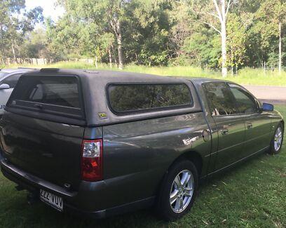 2003 VY Holden Crewman & holden crewman canopy in Brisbane Region QLD | Gumtree Australia ...