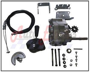 Go Kart Forward Reverse Gear box for 2HP - 11HP Engine 40/41 10T or 12T TAV30