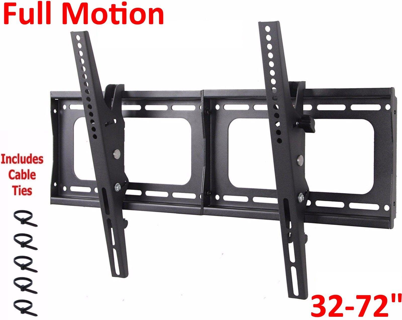 TV Wall Mount Full Motion Articulating Bracket 32 40 42 50 5