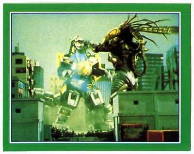 #241 Power Rangers 1994 Merlin Sticker (C1379)