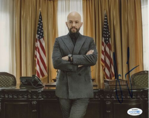 Jon Cryer Supergirl Lex Luthor Autographed Signed 8x10 Photo ACOA