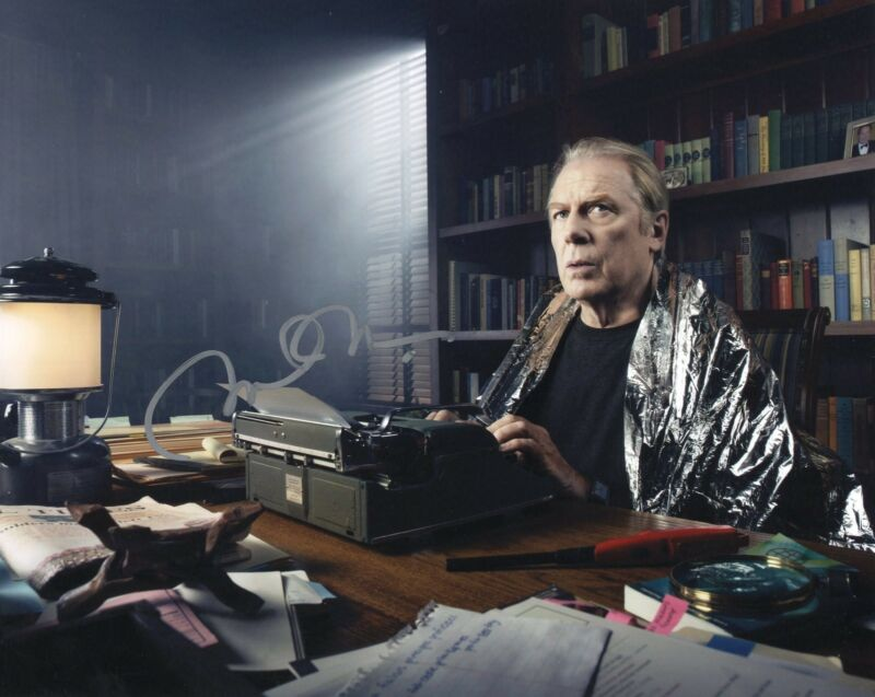 Michael McKean Better Call Saul Chuck McGill Signed 8x10 Photo w/COA #3