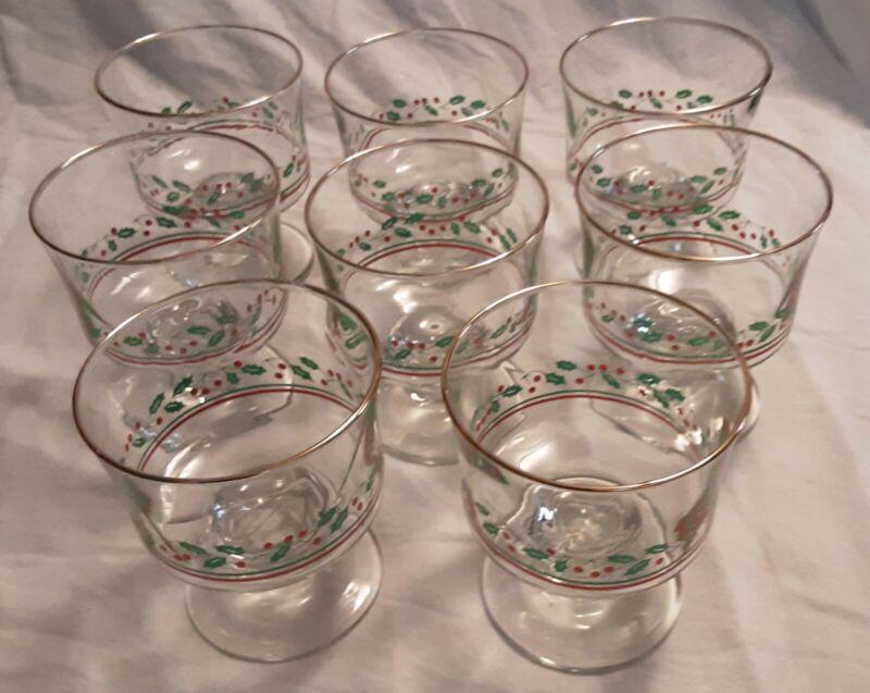 Set Of 8 Vintage Arby