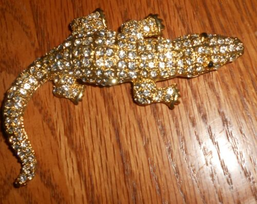 ALLIGATOR WITH BLING
