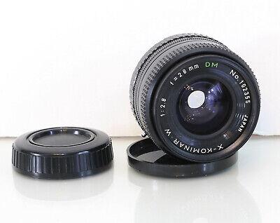 X-Kominar W 1:2.8 f=28mm DM Lens