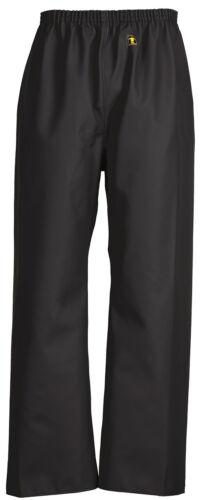 Guy Cotten Waterproof Pouldo Trousers Unisex Glentex Black L/Weight